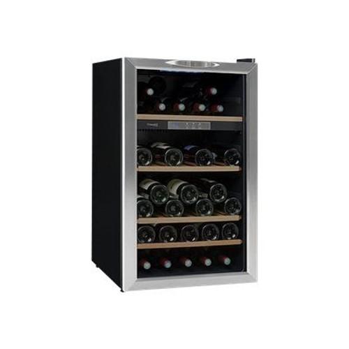 cave vin climadiff cls52 classe b noir pas cher priceminister rakuten. Black Bedroom Furniture Sets. Home Design Ideas
