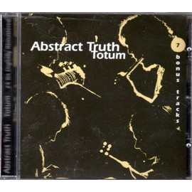 Cd Abstract Truth