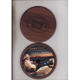 Cd Maxi Tenth Anniversary Limited Edition Usa - George Strait
