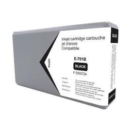 Cdiscount - Noir - Cartouche D'encre (�quivalent � : Dell H7031, Epson T7011, Epson T7021 ) - Pour Epson Workforce Pro Wp-4015, Wp-4025, Wp-4095, Wp-4515, Wp-4525, Wp-4535, Wp-4545, Wp-4595