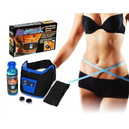 ceinture amincissante abgymnic electrostimulation fitness musculation gel de contact anti. Black Bedroom Furniture Sets. Home Design Ideas