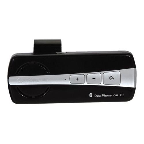 cellular line dualphone car kit kit mains libres bluetooth pour voiture. Black Bedroom Furniture Sets. Home Design Ideas