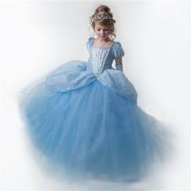 Robe de mariee de princesse cendrillon