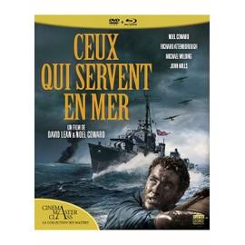 Ceux Qui Servent En Mer - Combo Blu-Ray + Dvd de Noel Coward