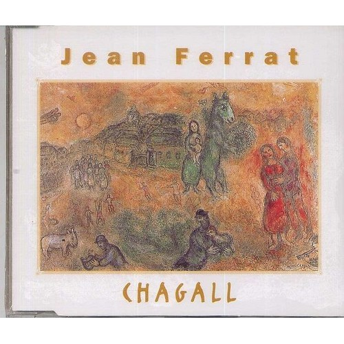 Chagall - Jean Ferrat: CD Maxi - PriceMinister - Rakuten Chagall Ferrat