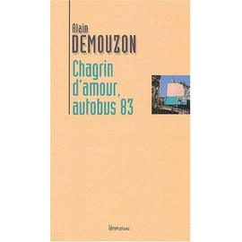 Chagrin d'Amour autobus 83 par G.T. dans COVE chagrin-d-amour-autobus-83-de-demouzon-949673450_ML