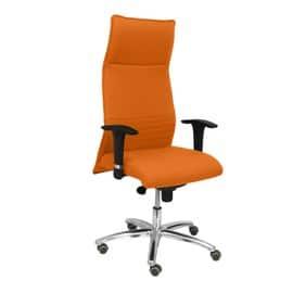 Chaise De Bureau Ergonomique Avec Mecanisme Synchrone Et Reglable En