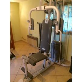 Chaise de musculation domyos hg 60 4 achat et vente rakuten - Banc de musculation hg 60 ...