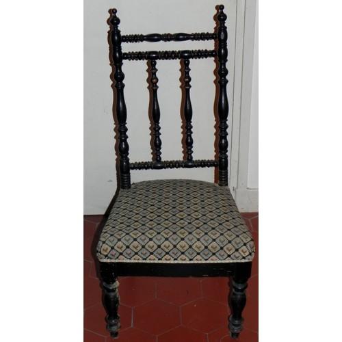 Chaise De Nourrice Ancienne