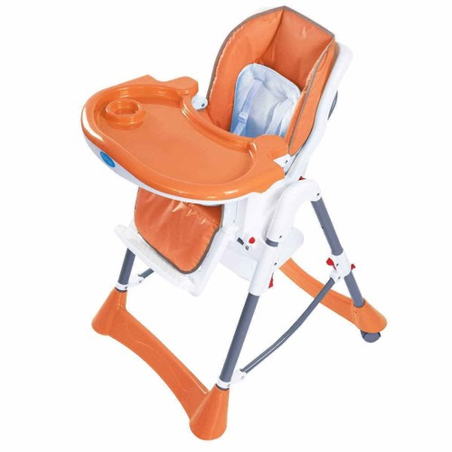 Chaise haute de b b pour enfants combinaison confortable pliable - Chaise haute bebe pliable ...