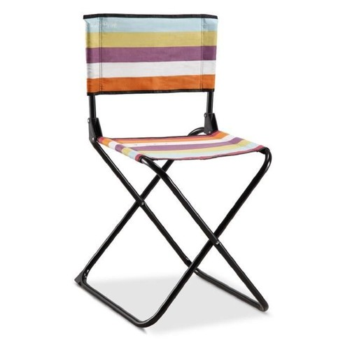 Chaise Pliante Camping Toile Tendu