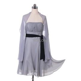 ch le tole cape de mari e mademoiselle d 39 honneur en mousseline pour robe soir e mari e robe. Black Bedroom Furniture Sets. Home Design Ideas