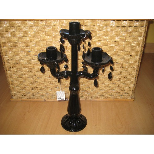 chandelier baroque noir achat vente de d coration rakuten. Black Bedroom Furniture Sets. Home Design Ideas