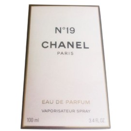 chanel n 19 eau de parfum vaporisateur 100ml achat et vente. Black Bedroom Furniture Sets. Home Design Ideas