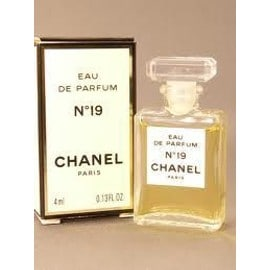 chanel n 19 miniature vide achat et vente priceminister rakuten. Black Bedroom Furniture Sets. Home Design Ideas