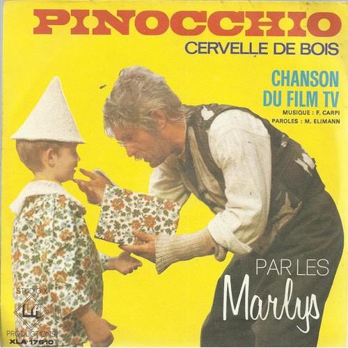 """Chanson Du Film T.V. """"Les Aventures De Pinocchio"""