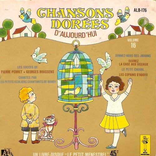 Chansons dorees n 16 chansons de pierre perret et - Donnez nous des jardins pierre perret ...