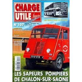 charge utile magazine n 107 du 01 11 2001 les trolleybus de toulon les sapeurs pompiers de. Black Bedroom Furniture Sets. Home Design Ideas