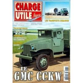charge utile magazine n 138 du 01 06 2004 les transports demaison le gmc cckw les. Black Bedroom Furniture Sets. Home Design Ideas
