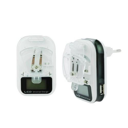 chargeur de batterie universel ozzzo ecran lcd pour wiko. Black Bedroom Furniture Sets. Home Design Ideas