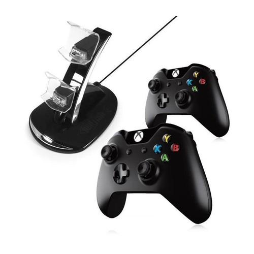 Chargeur Double Pour Manette De Xbox One pas cher - PriceMinister