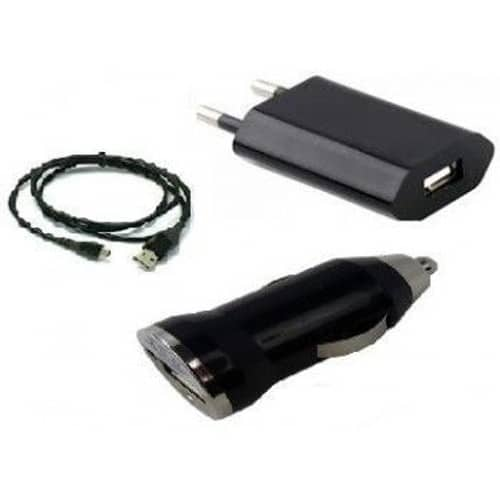 chargeur secteur maison auto voiture cable data usb 3 en 1 ozzzo pour apple iphone 6 6s plus. Black Bedroom Furniture Sets. Home Design Ideas
