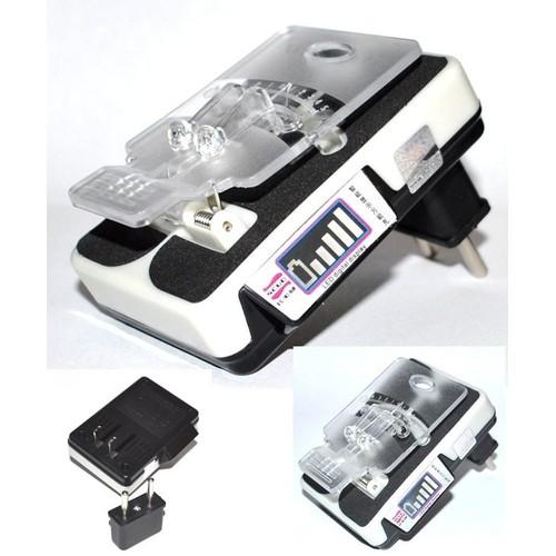 chargeur universel digital pour batterie de telephone et appareil photo. Black Bedroom Furniture Sets. Home Design Ideas