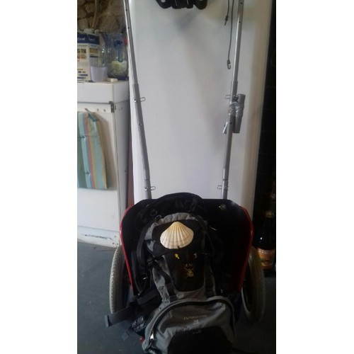 chariot de randonn e achat et vente priceminister. Black Bedroom Furniture Sets. Home Design Ideas