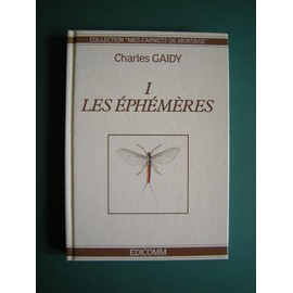 Les Eph�m�res de Charles GAIDY