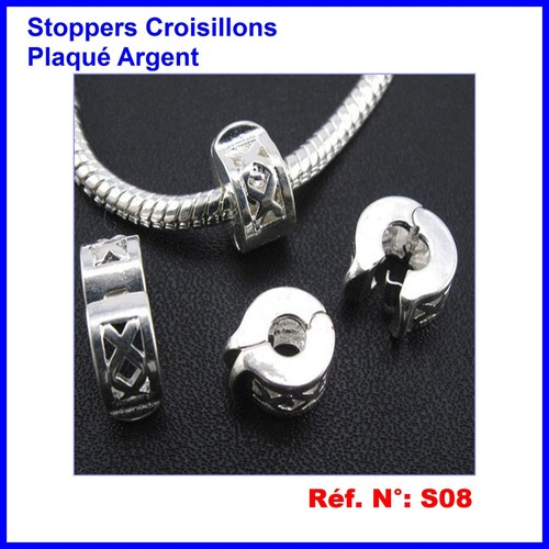 stoppeur pour bracelet pandora