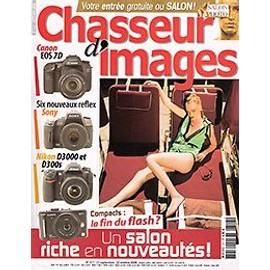 Chasseurs D'images N� 317 : Canon Eos 7d Nikon D3000 Nikon D300s