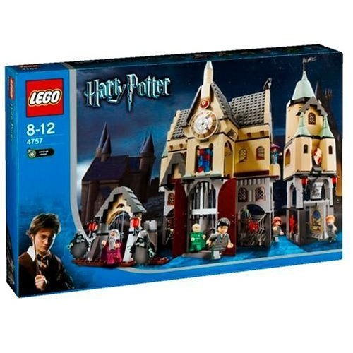 Ch teau de poudlard lego 4757 harry potter achat et vente - Chateau de harry potter ...