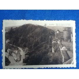 Chateau-Fort De Godefroid De Bouillon - Route De France Et Ch�teau