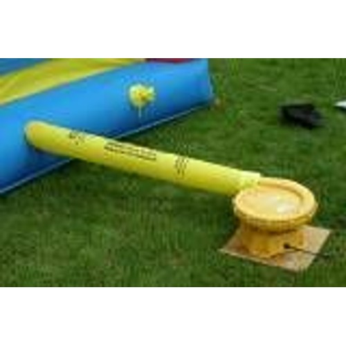 Chateau gonflable trampoline air pour le jardin - Capacite calorifique de l air ...