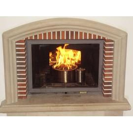 chauffage br le pellets pour inserts et foyers ferm s pas cher. Black Bedroom Furniture Sets. Home Design Ideas