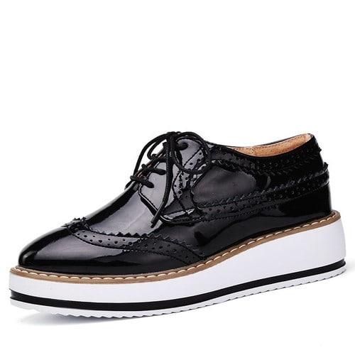 newest 9f5e0 1201d chaussure-femmes-en-cuir-plate-forme-verni-oxford-chaussures -lkg-xz398-1186861266 L.jpg