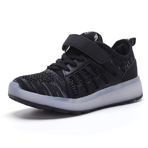 best loved 9f189 40b24 chaussures-enfants -led-unisexe-mode-lumiere-volant-tisse-respirant-usb-lumineux-charge- chaussures-lkg-sxwd1802noir28-1252801071 L.jpg