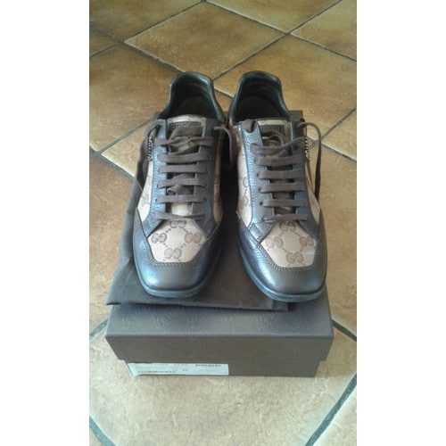 2a42704617fd Chaussures Gucci Beiges Femmes Taille 36 - Achat et vente - Rakuten