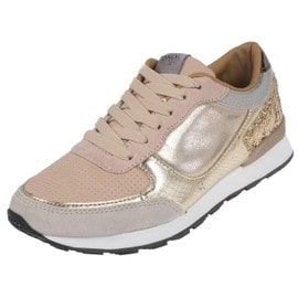 Chaussures mode ville Only Sillie mix sneaker bge l Beige 52064 - Neuf