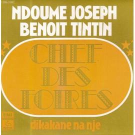 Chef Des Foires - Dikakane Na Nje - Ndoume Joseph & Benoit Tintin