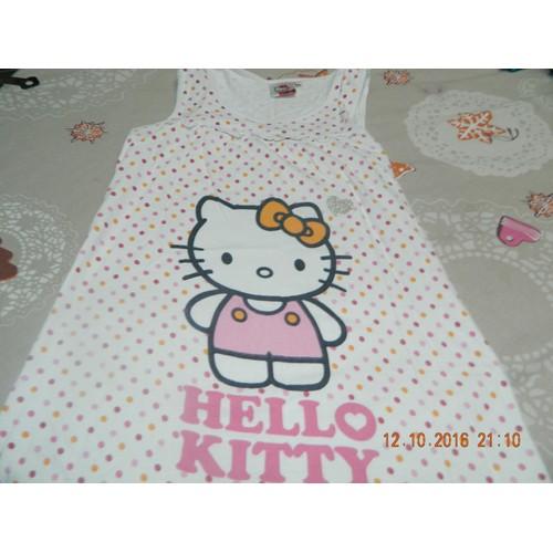 Chemise de nuit hello kitty 6 ans achat et vente rakuten - Table de nuit hello kitty ...