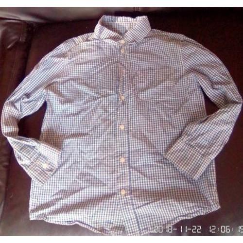 chemise gar on tape l 39 oeil taille 10 ans achat et vente. Black Bedroom Furniture Sets. Home Design Ideas