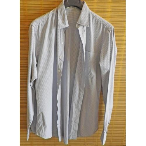 chemise yves saint laurent rive gauche taille 40 tr s bon tat. Black Bedroom Furniture Sets. Home Design Ideas
