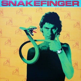 Chewing Hides The Sound - Snakefinger