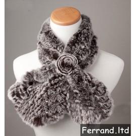 e999d1e7979d Comment tricoter une echarpe fourrure