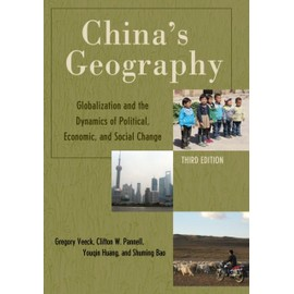 China's Geography de Collectif