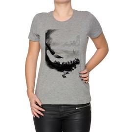 Tee Shirt Chinois Ancien Pour Femme