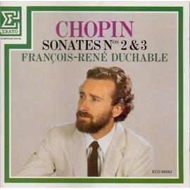 CHOPIN: SONATES Nos. 2 & 3 : CLA 10