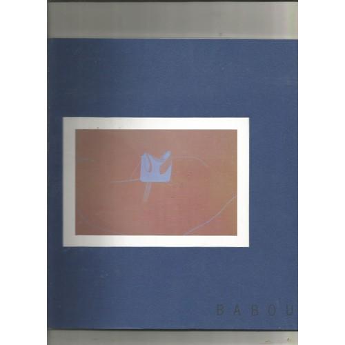 christian babou centre d\'art contemporain d\'istres 1995