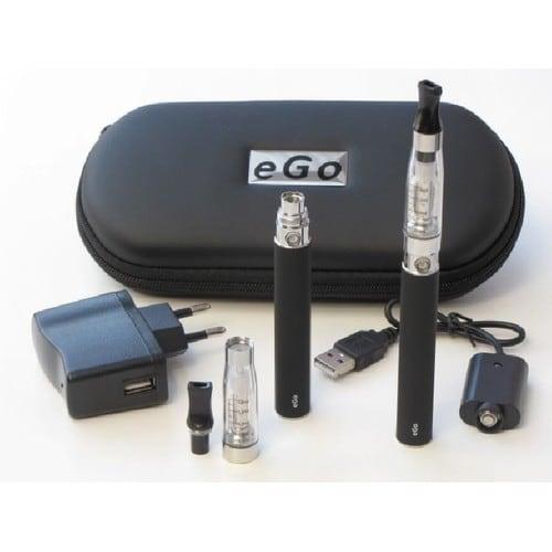 kit cigarettes lectroniques ego t ce4 coffret de 2 pas cher. Black Bedroom Furniture Sets. Home Design Ideas